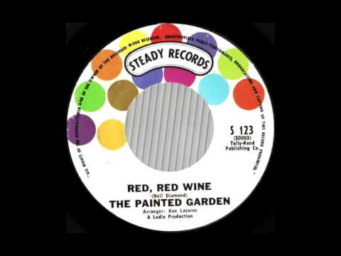 The Painted Garden - Red Red Wine (Neil Diamond Cover)