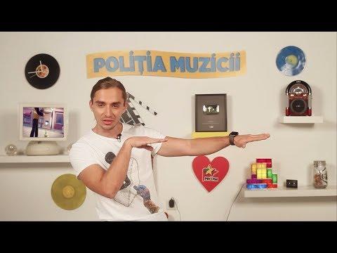 Politia Muzicii: FLY PROJECT - Get Wet, GUESS WHO & IRINA RIMES, Codin Maticiuc