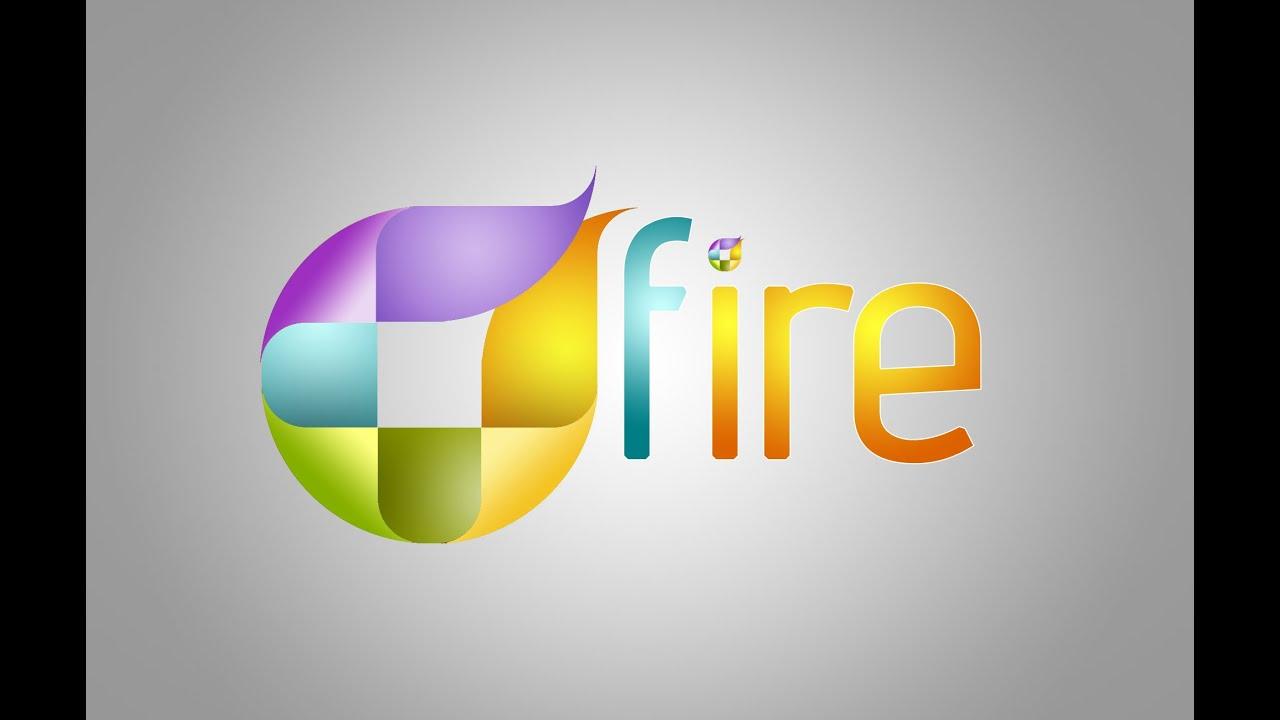 Colorful 3d Logo Design Photoshop Cc Tutorial Youtube