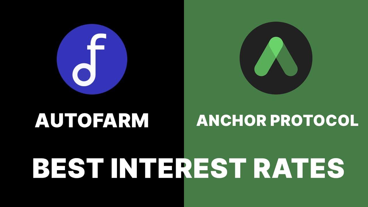The DEFI Stablecoin Terra Network Anchor Protocol / AutoFarm BSC insane interest rates - Episode 7