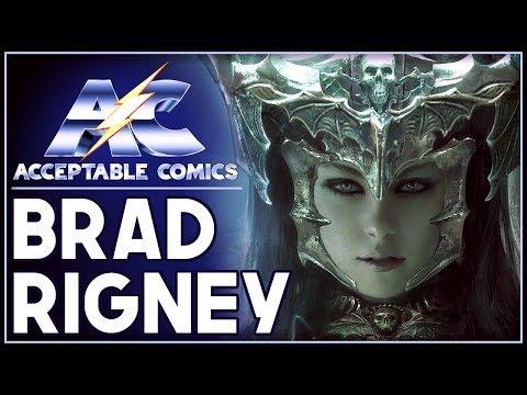 Acceptable Podcast #5 - Brad Rigney