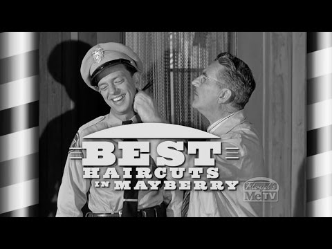 Floyd's Barber Shop - The Andy Griffith Show on MeTV