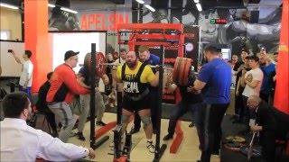 Malanichev Andrey squat RAW with wraps 480kg, Asia WRPF(, 2016-05-03T10:28:33.000Z)