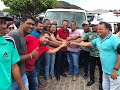 Prefeitura de Serra Preta entrega ambulância nova para população e destina outra para o Ponto