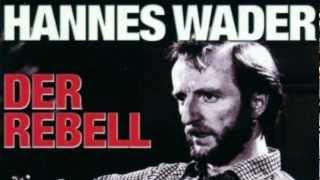 Hannes Wader - Talking böser Traum Blues