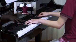 恋におちて ピアノ 小林明子 小林亜紀子 検索動画 6