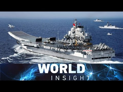 World Insight— Liaoning's deep water debut; China's renaissance man 12/30/2016