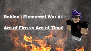 Roblox | Elemental War | w/ShahrulKSM & DannyDead780 #1