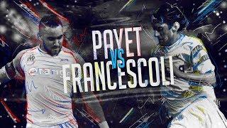 France - Uruguay | Payet 🇫🇷 VS Francescoli 🇺🇾