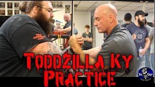 Toddzilla Ky Practice (12 02 18)