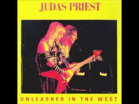 Judas Priest - Unleashed in The West Full Album (Bootleg)
