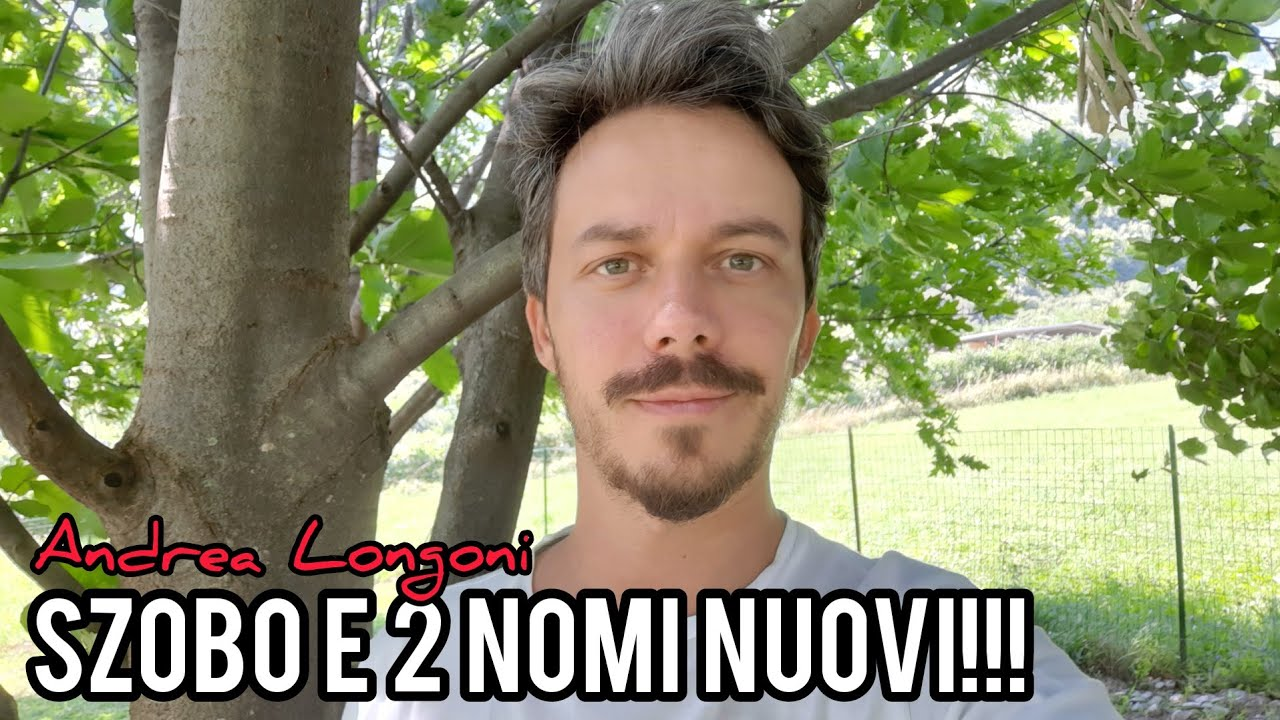 SZOBOSZLAI E 2 NOMI NUOVI - Andrea Longoni - Milan Hello #acmilan #calciomercato #Szoboszalai