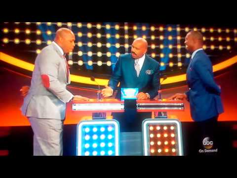Celebrity Family Feud Season 1 Episode 2: NFL AFC vs NFC ...