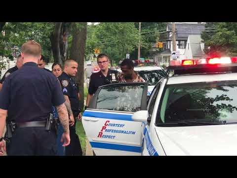 Man taken in police custody after TD Bank robbery