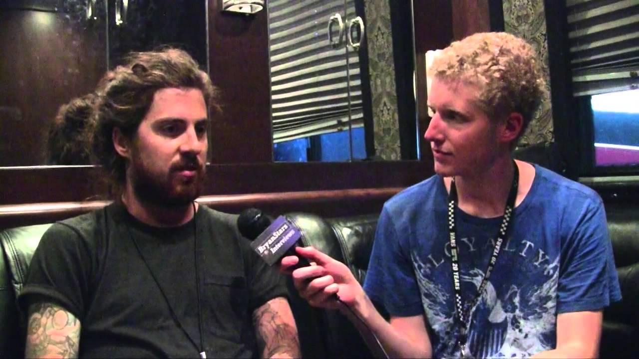 the devil wears prada interview warped tour 2014 youtube