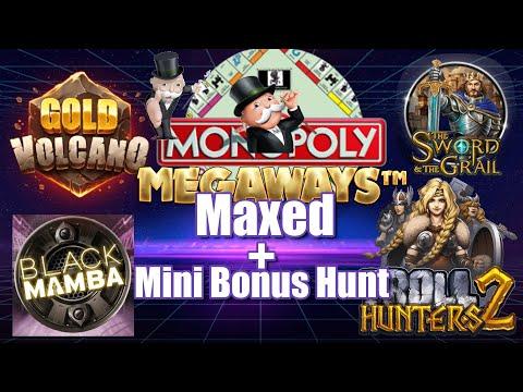 Monopoly Megaways Can We Make a Profit???+ 4 Game mini Bonus Hunt+ Community BIG WINS!! & Shout Outs