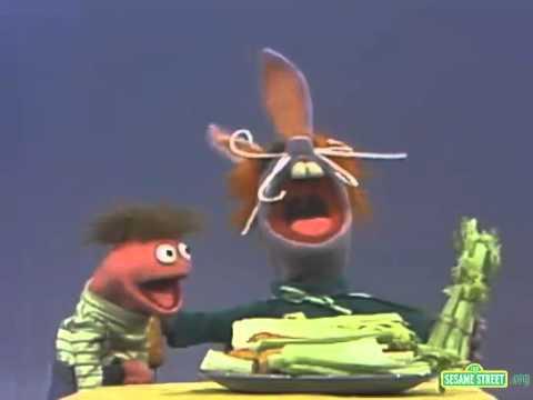 Classic Sesame Street   Captain Vegetable