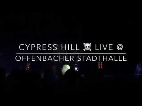 Cypress Hill - Live Konzert @Offenbach Stadhalle - Germany Tour 2017