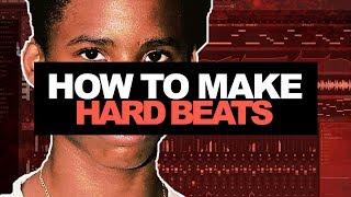 HOW TO MAKE HARD BEATS IN 2017 | FL Studio Trap Beat Tutorial