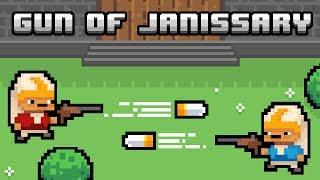 Gun of Janissary - 2 Player iPad / iPhone Game