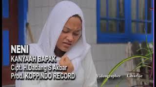 Neni Kaul Dangdut - Kanyaah Bapa ( Official Video Clip )