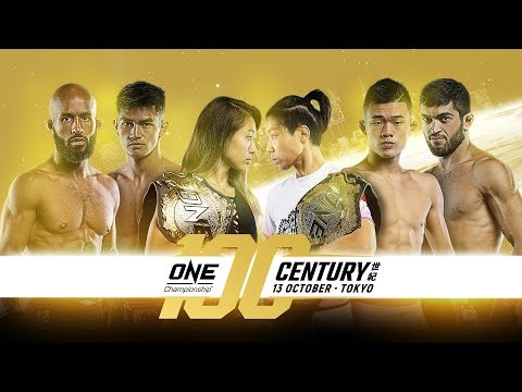 [Full Event] ONE Championship: CENTURY PART I