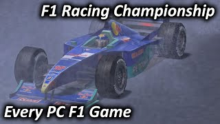 F1 Racing Championship (2000) - Every PC F1 Game