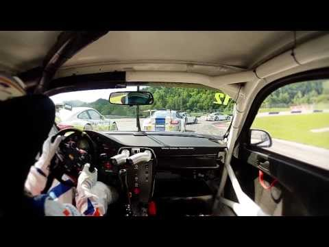 Porsche Sports Cup, Red Bull Ring, 7- 8.07.2012, Terma Travel Racing