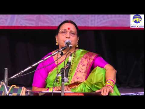 Sharda Sinha Live @Siri Fort Auditorium Video By Rahul jha