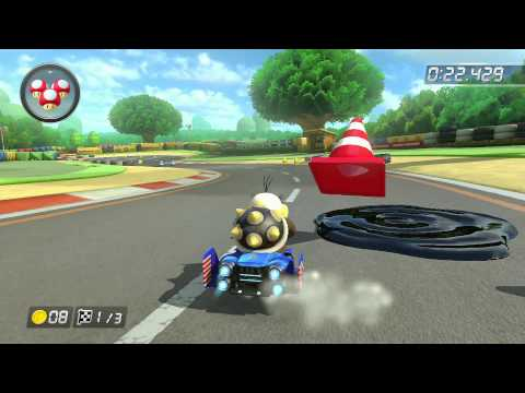 GBA Mario Circuit - 1:21.978 - Cole (Mario Kart 8 World Record)