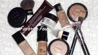 Best Foundations & Brushes for Oily Skin Thumbnail