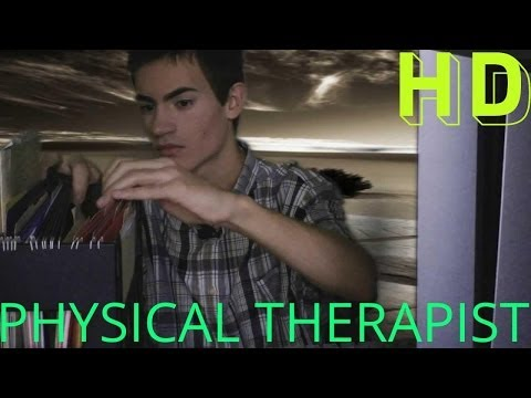 Physical Therapist Roleplay (Binaural ASMR With Massages)