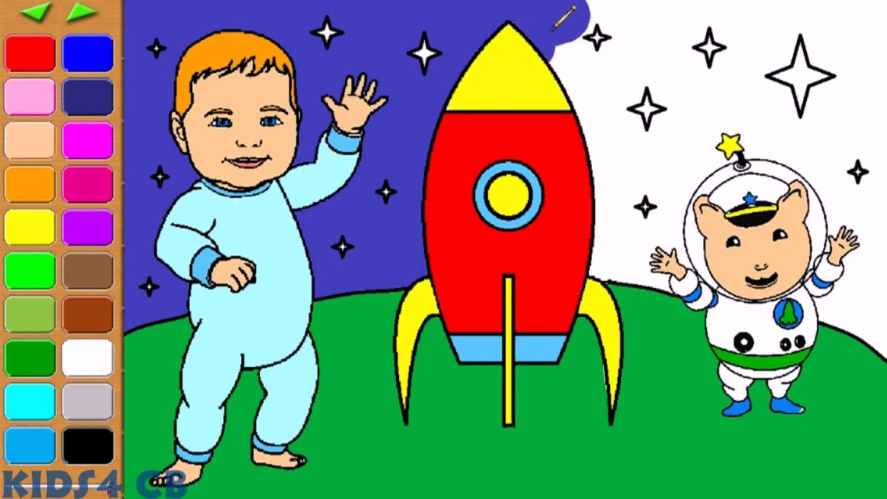 baby jake coloring pages youtube