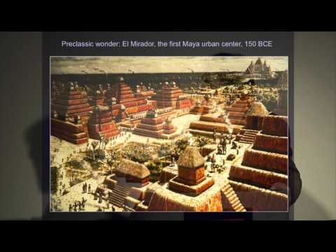 Climate Change and the Maya - William Fash Jr., Douglas Kennett, Timothy Beach, Vernon Scarborough
