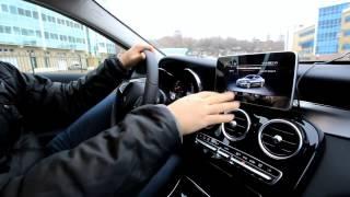 Mercedes Benz C Сlass 2014 Тест драйв