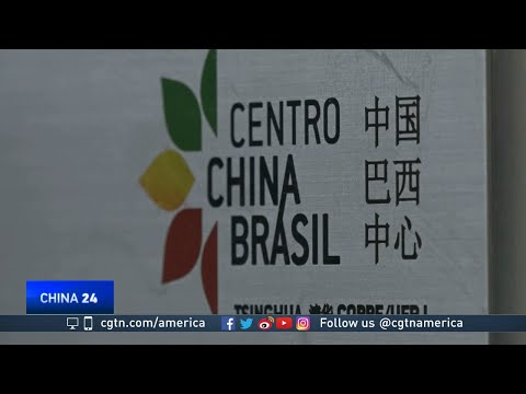 China and Brazil team up in push for renewable energy