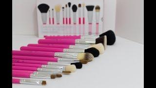 BH Cosmetics ** Carnival Celebration Brush Set **   Gaby Haro