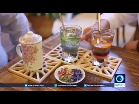 forget your diet to visit Qazvin of Iran