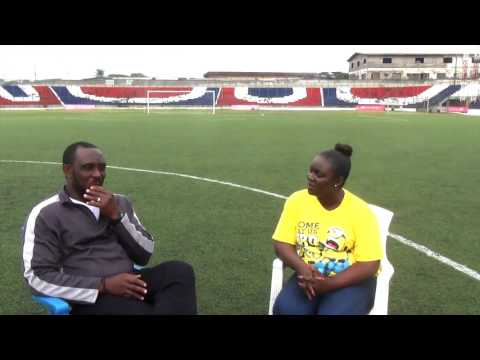 EXCLUSIVE INTERVIEW WITH JAMES SALINSA DEBBAH: HEAD COACH OF THE LIBERIAN NATIONAL SOCCER TEAM