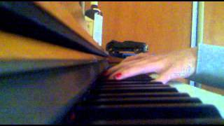 Dara Rolins ft. Tomi Popovič Nebo Peklo Raj piano cover