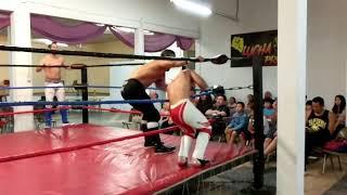 Highlights of Pro Wrestling Uncensored on April 22nd 2018