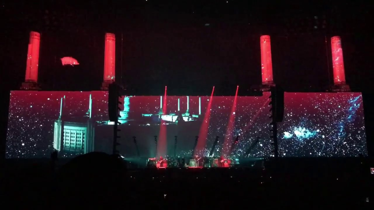 Roger Waters - Dogs - U Arena - Nanterre France - 08 juin ...