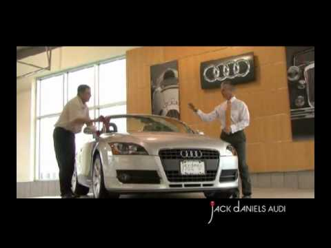 Jack Daniels Audi Commercial Paramus NJ YouTube - Jack daniels audi