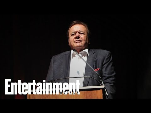 Paul Sorvino Threatens Harvey Weinstein With A Strong Message   Flash  Entertainment Weekly