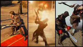 Assassin's Creed Unity - Combat Compilation