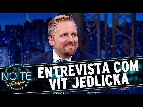 The Noite (18/10/16) - Entrevista com Vít Jedlička