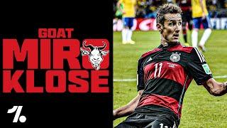 Vom Amateur zur WM-Legende: Der rasante Aufstieg des Miroslav Klose! Onefootball GOATs