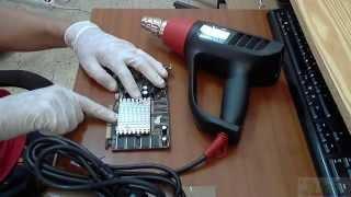 Como reparar una tarjeta de vídeo en nuestra casa