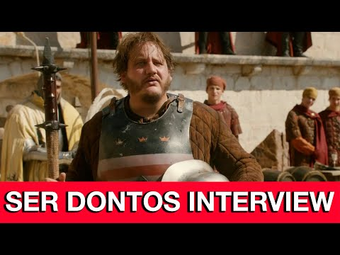 Game of Thrones Ser Dontos Interview - Tony Way