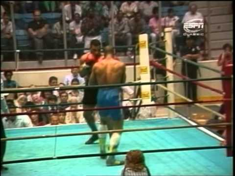 Mike Tyson v William Hosea 28/6/86 full fight + interviews High Quality